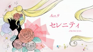 Sailor Moon Crystal Act 9 - Serenity, Princess