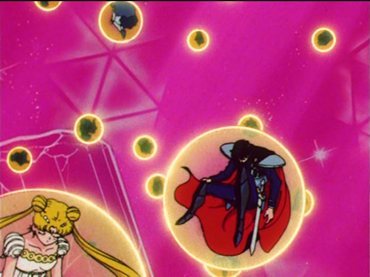 Sailor Moon episode 44 - Not Sailor Neptune