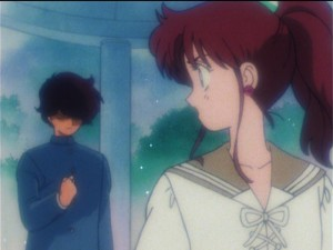 Sailor Moon episode 49 - Makoto and her Sempai