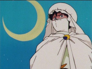 Sailor Moon episode 49 - The Moonlight Knight