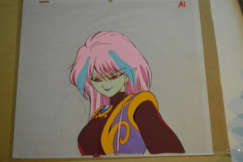 Sailor Moon Cel - An