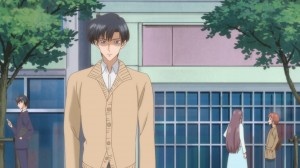 Sailor Moon Crystal Act 10 - Endo has a terrible sweater