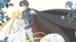 Sailor Moon Crystal Act 10 - Princess Serenity and Prince Endymion