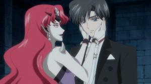 Sailor Moon Crystal Act 10 - Queen Beryl loves Tuxedo Mask - Does anyone actually ship these two?