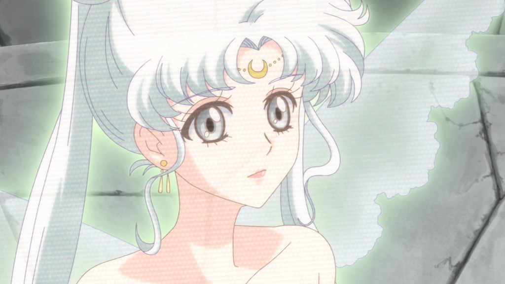 Sailor Moon Crystal Act 10 - Queen Serenity