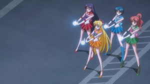 Sailor Moon Crystal Act 10 - Sailor Planet Attack