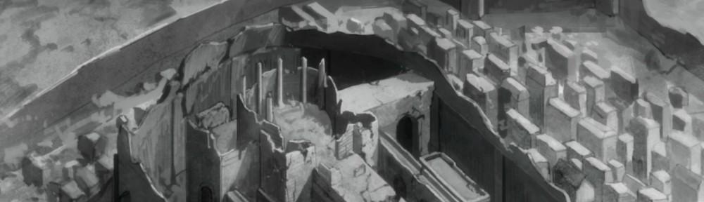 Sailor Moon Crystal Act 10 - Silver Millennium in ruin