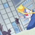 Sailor Moon Crystal Act 11 Preview - Usagi sees Endo