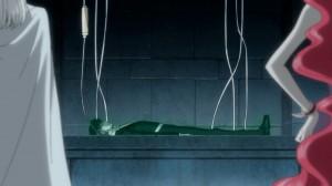 Sailor Moon Crystal Act 9 - Tuxedo Mask on an IV