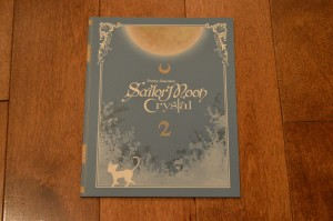 Sailor Moon Crystal Deluxe Limited Edition Blu-Ray vol. 2 - Book - Cover