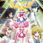 Sailor Moon Crystal Season 2 Featuring Sailor Chibi Moon