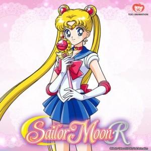 Sailor Moon R Digital Download cover art