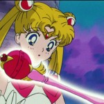 Sailor Moon R episode 51 - Sailor Moon receives the Cutie Moon Rod