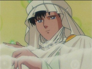 Sailor  Moon R episode 59 - The Moonlight Knight is Mamoru