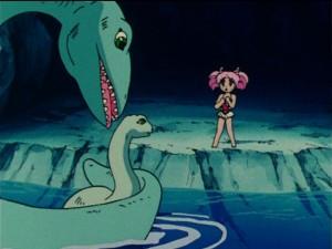 Sailor  Moon R episode 67 - Kirin and her mother