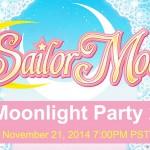 Viz's Sailor Moon - Moonlight Party 2 logo