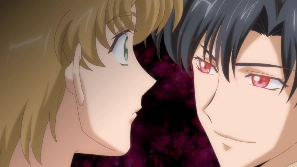 Sailor Moon Crystal Act 11 - Endo brainwashes Motoki