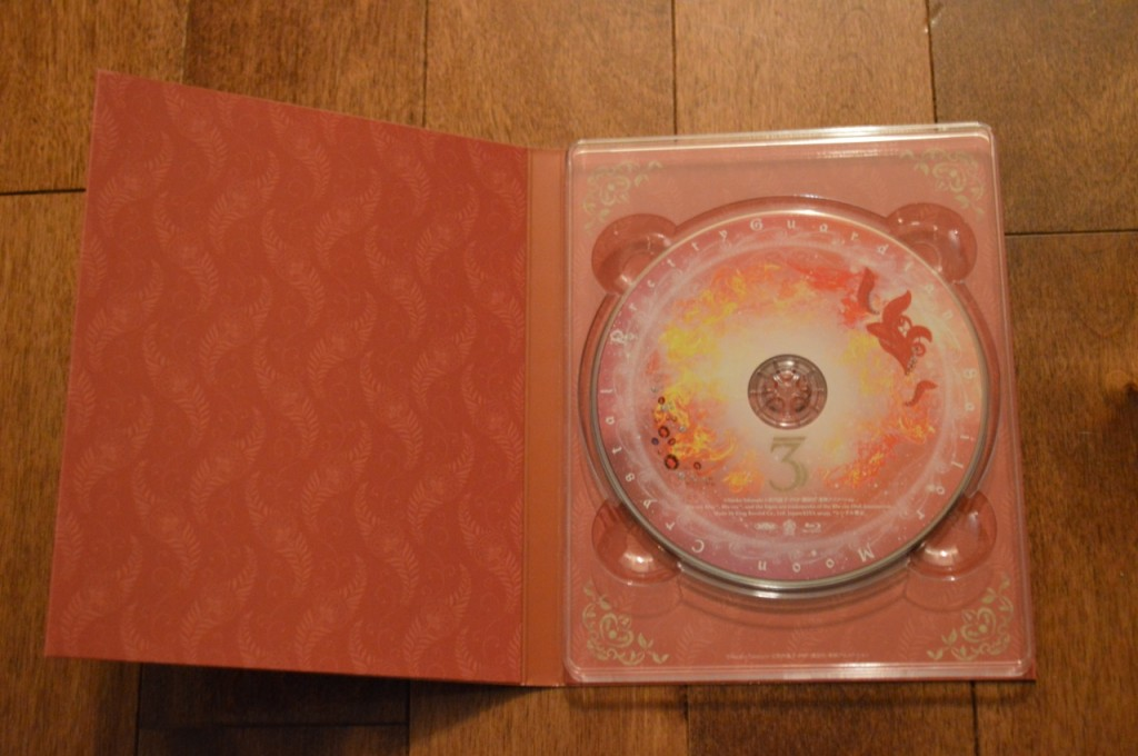 Sailor Moon Crystal Blu-Ray vol. 3 Deluxe Edition
