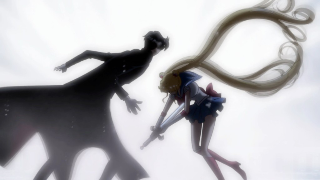 Sailor Moon Crystal Act 12 - Sailor Moon killing herself