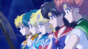 Sailor Moon Crystal Act 12 - The Sailor Team