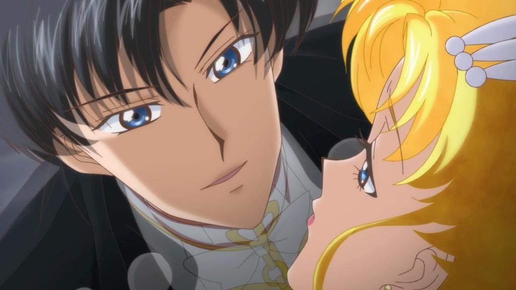 Sailor Moon Crystal Act 13 - Evil Mamoru not evil anymore