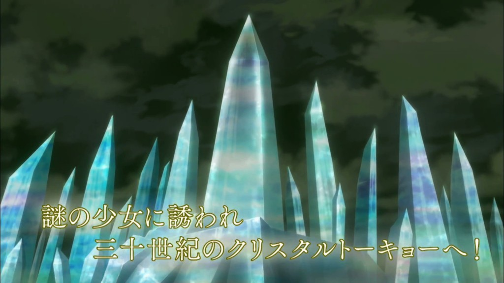 Sailor Moon Crystal season 2 trailer - Crystal Tokyo