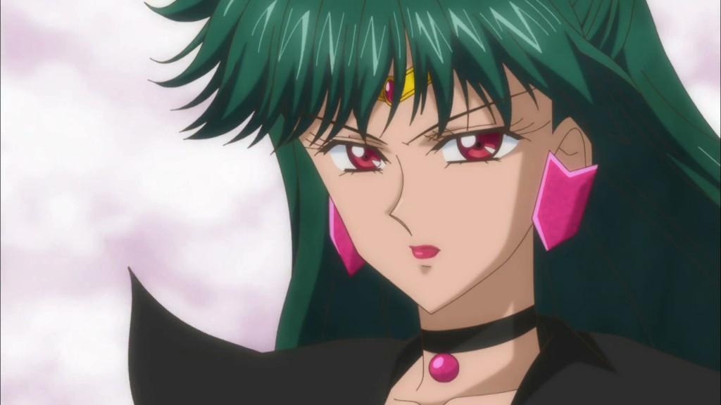 Sailor Moon Crystal season 2 trailer - Sailor Pluto