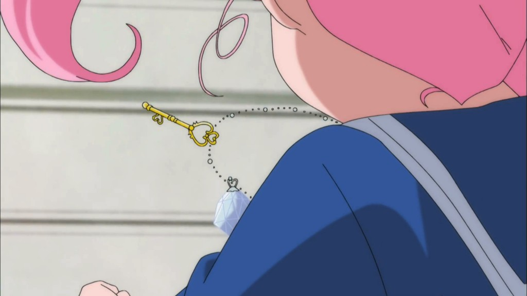 Sailor Moon Crystal season 2 trailer - The Key of Space-Time and the Future Silver Crystal