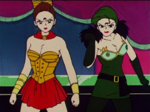Sailor Moon R episode 65 - Calaveras and Petz