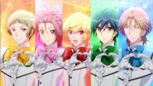 Cute High Earth Defense Club Love! - Group shot