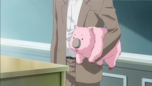 Cute High Earth Defense Club Love! - Wombat