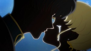 Sailor Moon Crystal Act 13 - Endymion and Serenity kiss