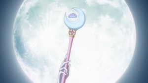 Sailor Moon Crystal Act 13 - The Moon Stick and the Silver Crystal
