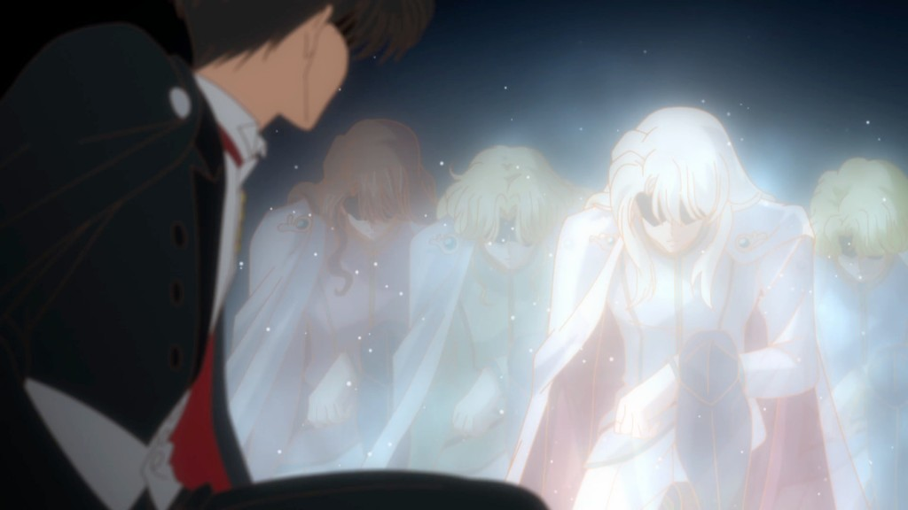 Sailor Moon Crystal Act 13 - The Shitennou