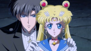 Sailor Moon Crystal Act 13 - Tuxedo Mask and Sailor Moon