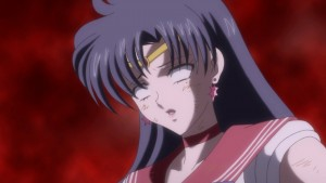 Sailor Moon Crystal Act 13 - Zombie Sailor Mars