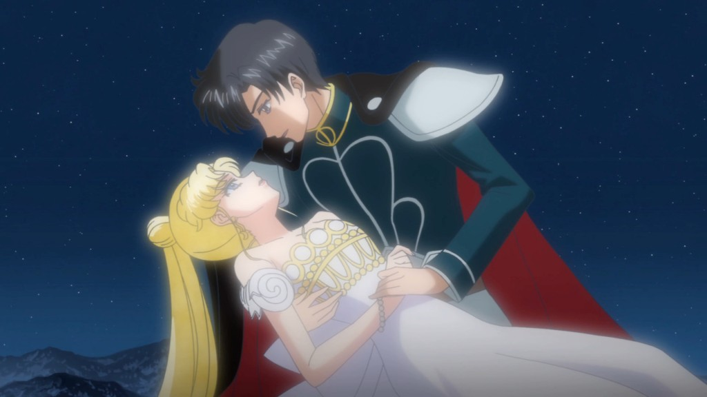 Sailor Moon Crystal Act 14 - Endymion and Serenity