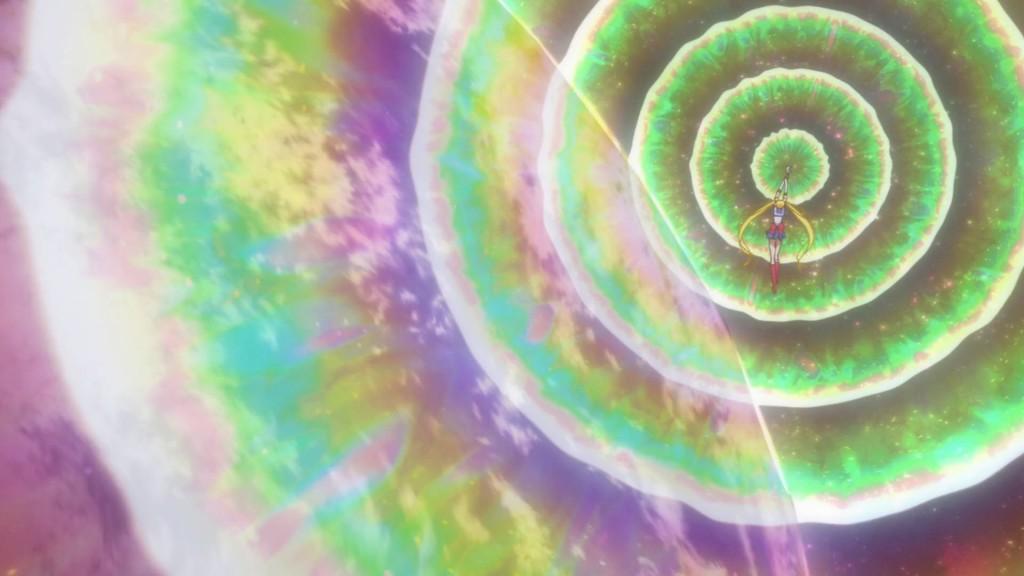 Sailor Moon Crystal Act 14 - Moon Healing Escalation