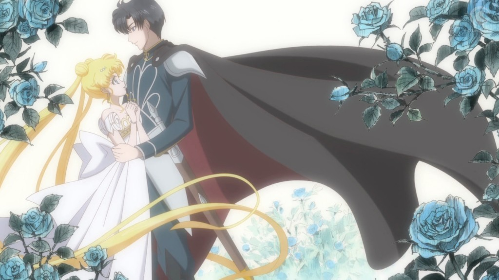 Sailor Moon Crystal Act 14 - Princess Serenity and Prince Endymion