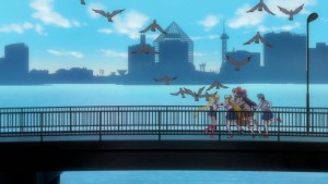 Sailor Moon Crystal Act 14 - Sailor Moon reunited with her friends