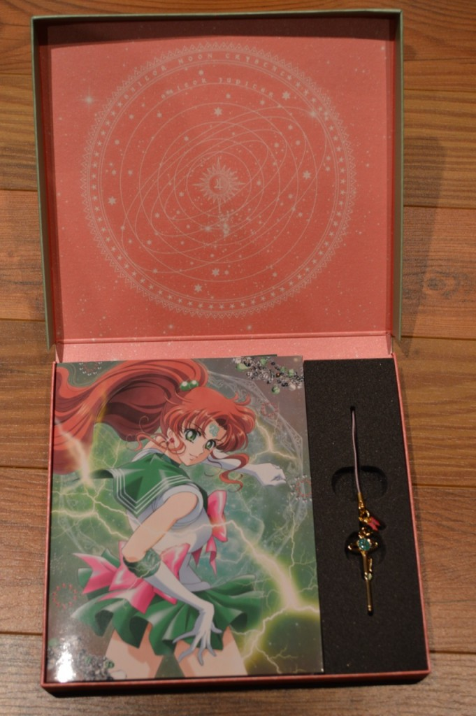 Sailor Moon Crystal Blu-Ray vol. 4 - Contents