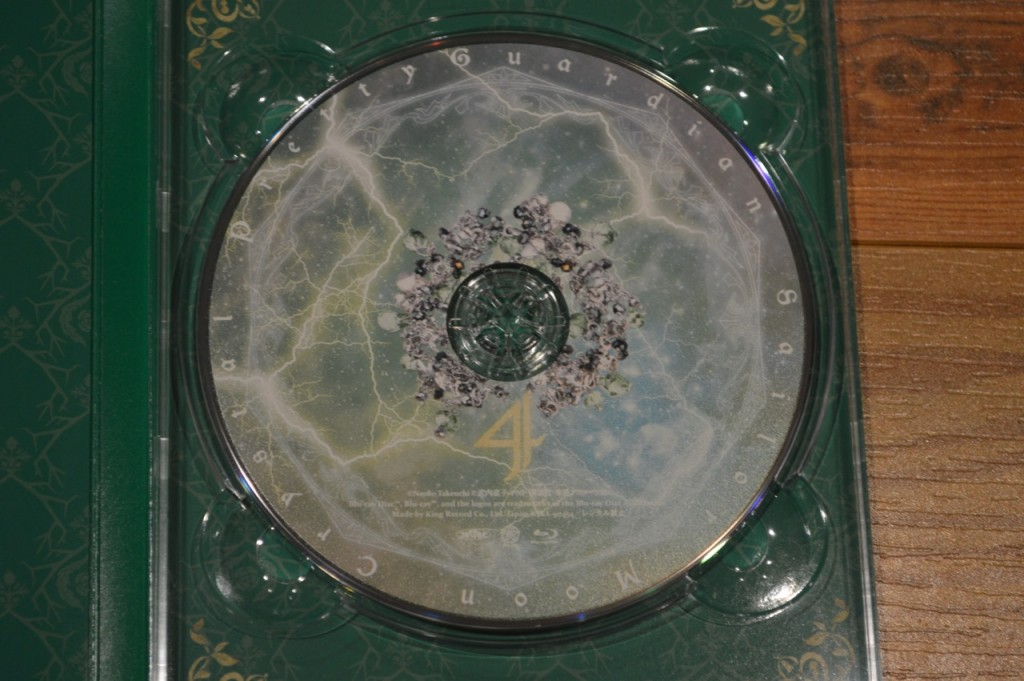 Sailor Moon Crystal Blu-Ray vol. 4 - Disk
