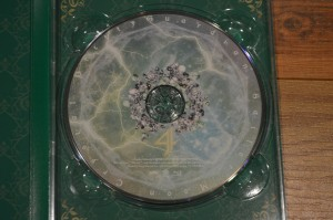 Sailor Moon Crystal Blu-Ray vol. 4 - Disk