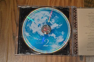 Sailor Moon Crystal Original Soundtracks - Disk 2