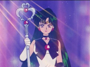 Sailor Moon R episode 75 - Sailor Pluto