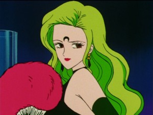 Sailor Moon R episode 76 - Esmeraude