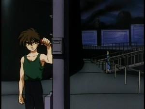 Heero Yuy from Gundam Wing