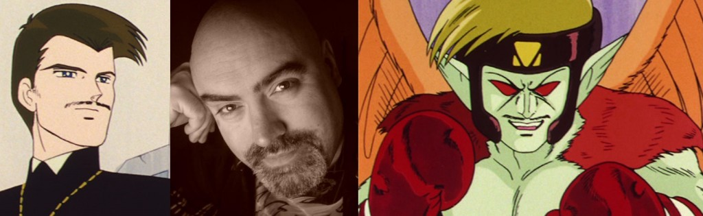 Kyle Hebert as the Priest and the voice of Boxy in Sailor Moon