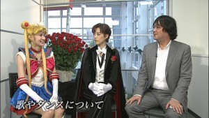 Pretty Guardian Sailor Moon Petite Étrangère DVD - Special Features - Interview with Fumio Osano