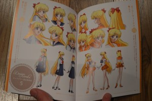Sailor Moon Crystal Blu-Ray Vol. 5 - Booklet - Pages 12 and 13
